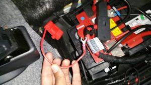سیم باتری بی ام و- لوازم یدکی بی ام و