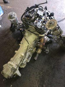 فروش موتور گیربکس x3,x4 bmw