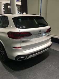 مشخصات کلی BMW ,X5