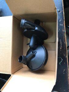 مخزن بخار روغن بي ام و موتور m54