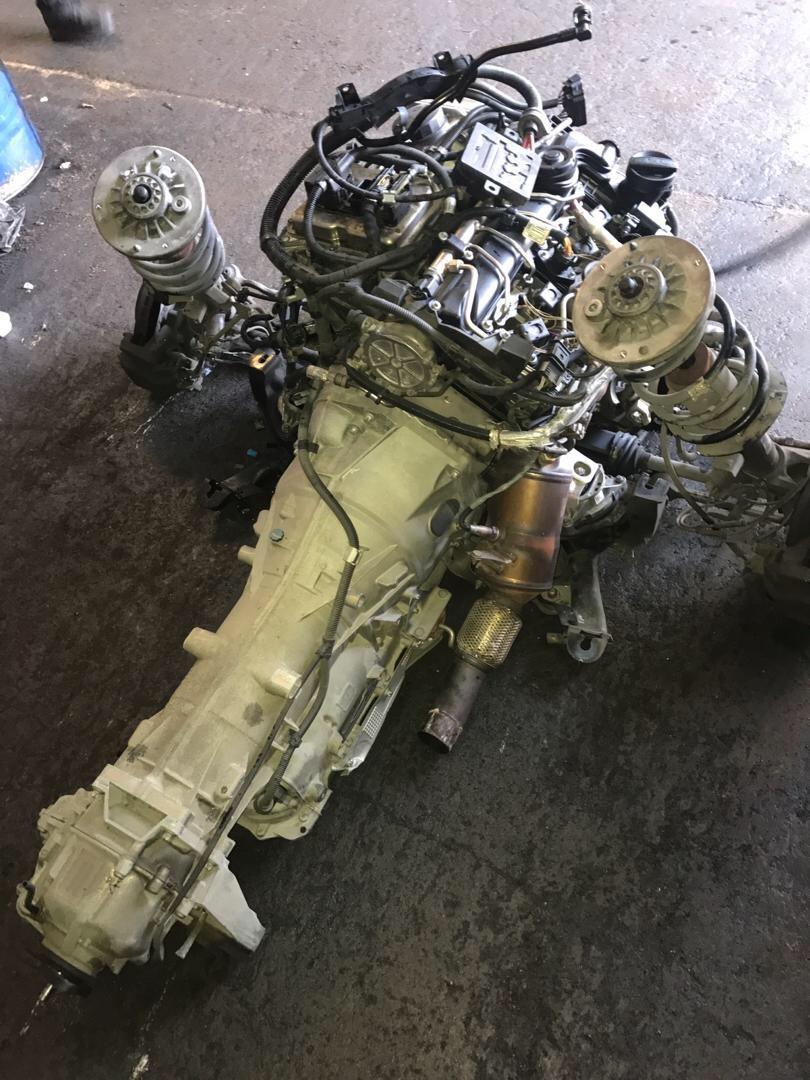 فروش موتور و گیربکس x3,x4 bmw